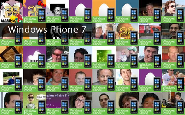 Windows Phone 7 Twibute 100