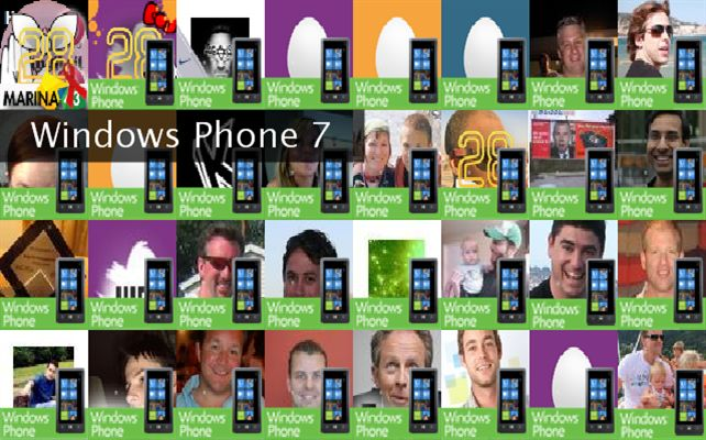 Windows Phone 7 Twibute 50
