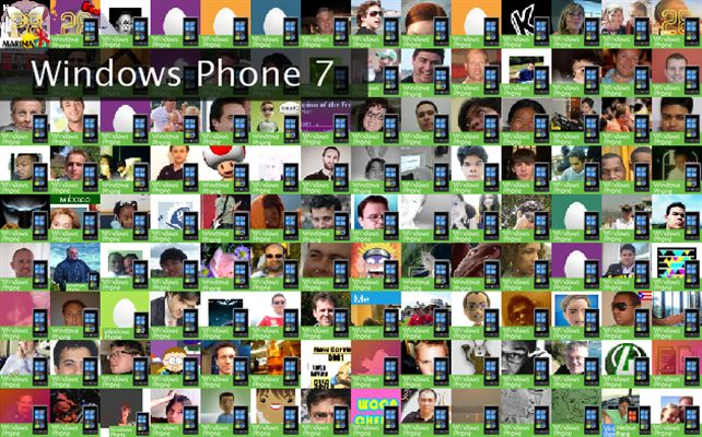 Windows Phone 7 Twibute 500