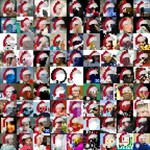 Santa Hat Twibute 100
