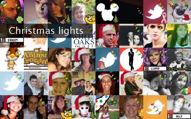 Christmas lights Twibute 50