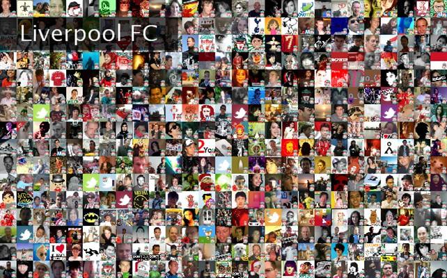 Liverpool FC Twibute 500