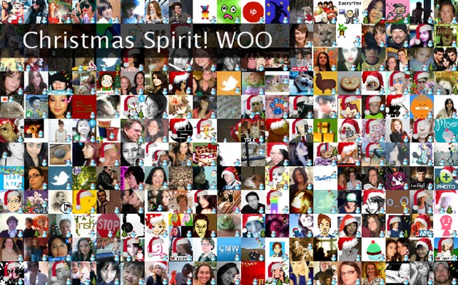 Christmas Spirit! WOO Twibute 250