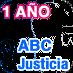 1er Aniv.ABC, Justicia