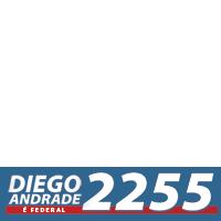 DIEGO ANDRADE 2255 É FEDERAL