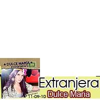 #Extranjera by @DulceMaria
