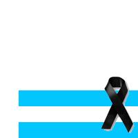 Luto por Nestor Kirchner