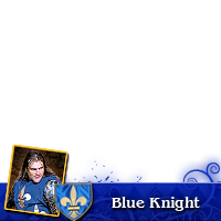 I support the Blue Knight!