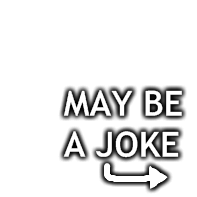 Twitter Joke Disclaimer