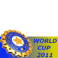 India for the 2011 World Cup