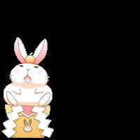 usagi_kagamimochi