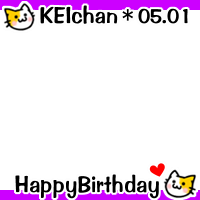 KEIchan HappyBirthday