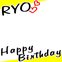 RYO HappyBirthday 8ver.