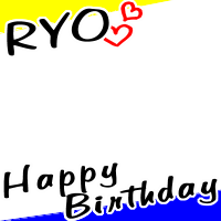RYO HappyBirthday NEWS-8ver.