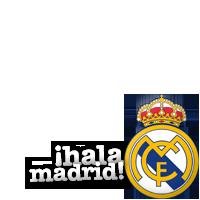 Soy Madridista ¡Hala Madrid!