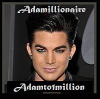 Adamillionaire!