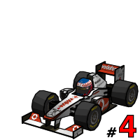 F1 2011 Jenson Button