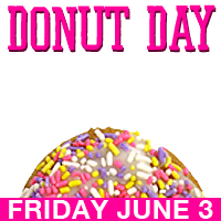 National Donut Day 2012