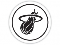 "Miami Heat ""White Hot"""