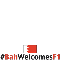 #BahWelcomesF1