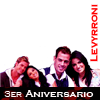 3er Aniversario Levyrroni