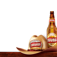 Brahma Country | Garrafa