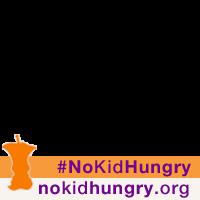 #NoKidHungry