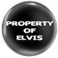 PROPERTY OF ELVIS