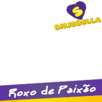 Roxo pelo Sirigüella