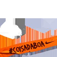 NIKE CORRE #COISADABOA