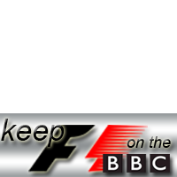 Keep F1 on BBC