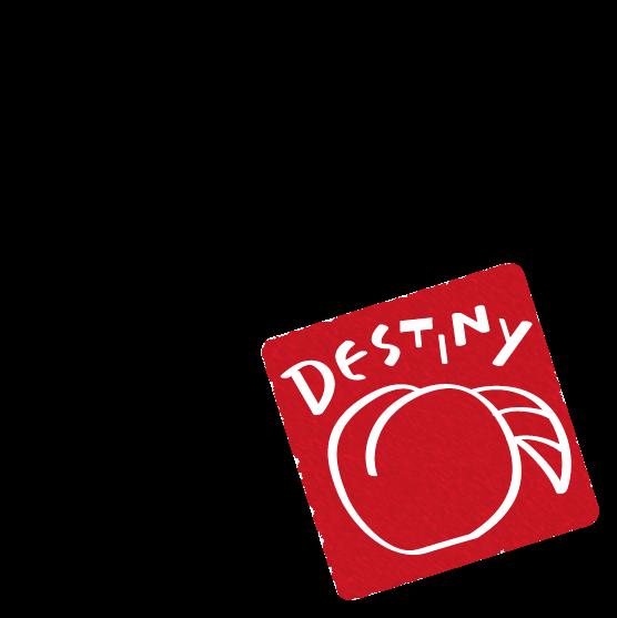 『輪るピングドラム』Destinyスタンプ