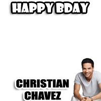 ChristianChavezBDay