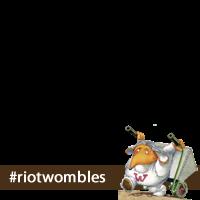 #riotwombles