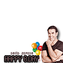 Happy Birthday David Zepeda