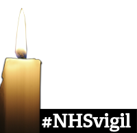 Vigil for the NHS