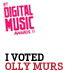 Vote Olly for BTDMA's '11