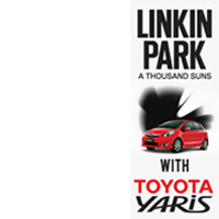 Yaris Linkin Park