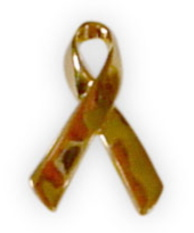 Gold Ribbon for Childhood Ca