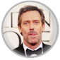 We love Hugh Laurie