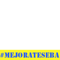 #mejorateSeba