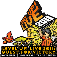 Level Up! LIVE 2011