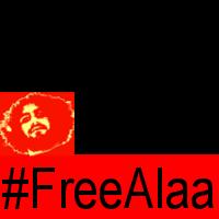Alaa is Free!!