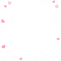 i love snow crystal hearts ♡
