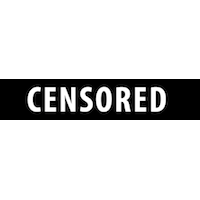 Censored - Stop SOPA Protest