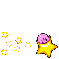 kirby of the warpstar