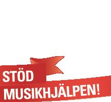 Stöd @musikhjalpen!