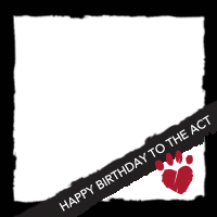 Happy Birthday Hunting Act!