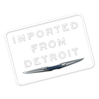 Imported From Detroit