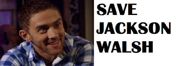 Save Jackson Walsh!